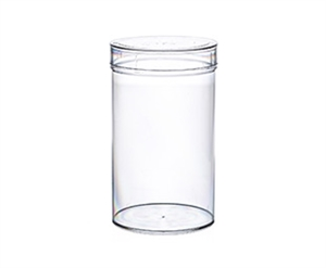 Container til plantevæv 330ml PS 68x110mm 1/pk.
