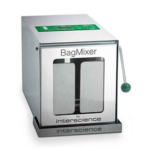 BagMixer® 400 CC® 400 mL lab blender