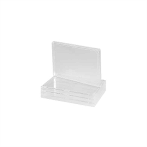 Microplate Lids, PS 384 well Clear, Hight 7,9 mm