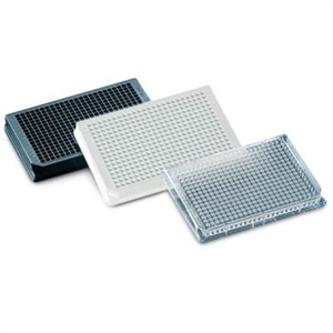 MicroWell Plates C384, PS Non-treated, Square, Clear