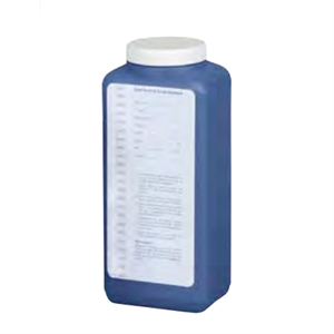 Bottles collecting 2.5l with adhesive label pck.