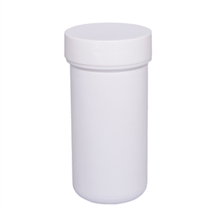 Containers 50ml 35x74mm PP with white screwcap