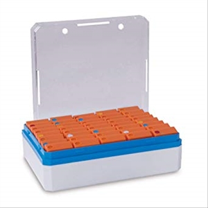 CryoSette Storage boxes 40 places Blue