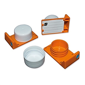 CryoSette Tissue Storage Container Orange