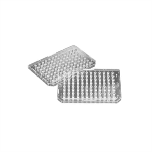 Immuno Plate F96, PS MaxiSorp, Clear, Certified
